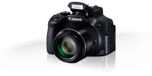 CANON SX60 16 MP - ZOOM 65X - LCD 3  FULL HD